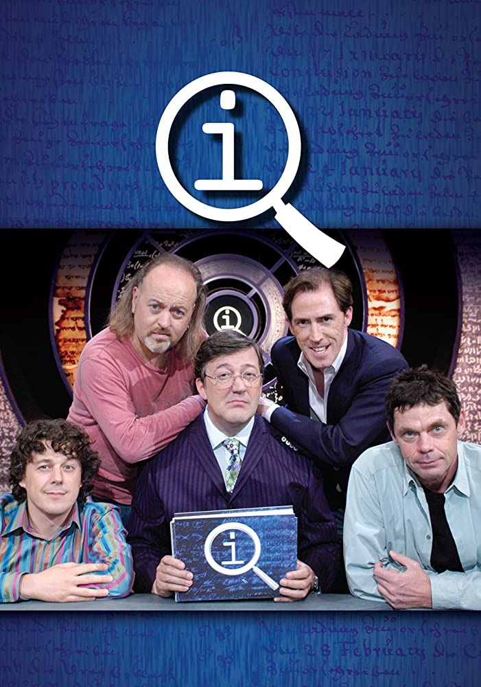 QI XL - Season 18 Episode 1 - Quirky
