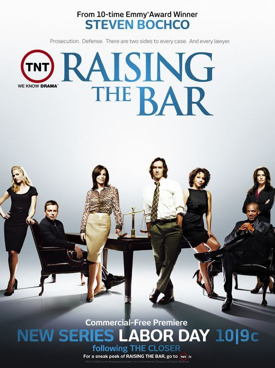 Raising the Bar - Season 2