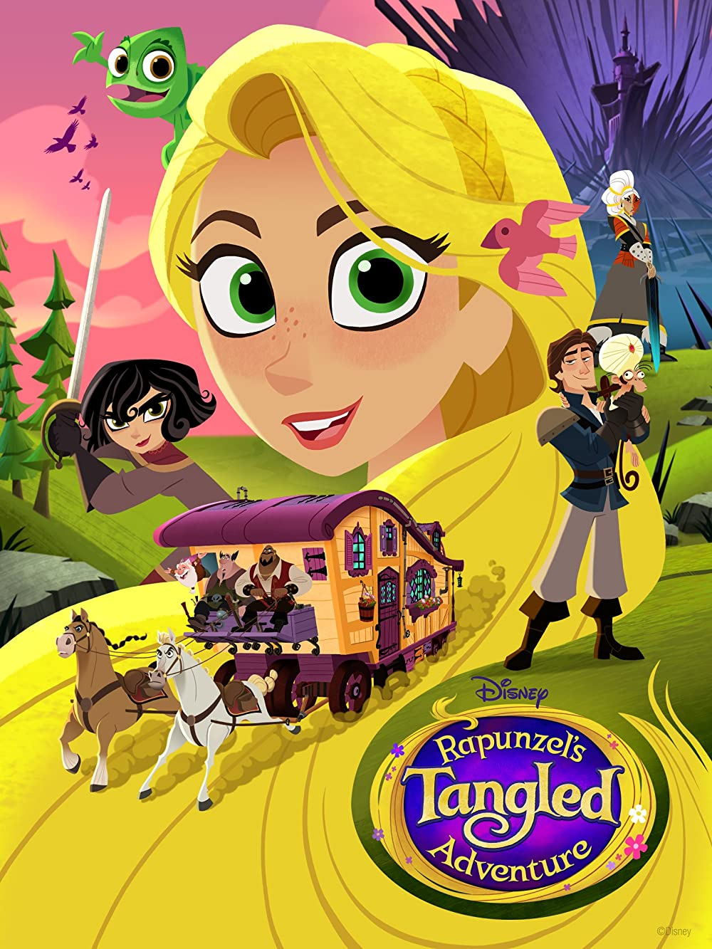 Rapunzel's Tangled Adventure - Season 3 Episode 17