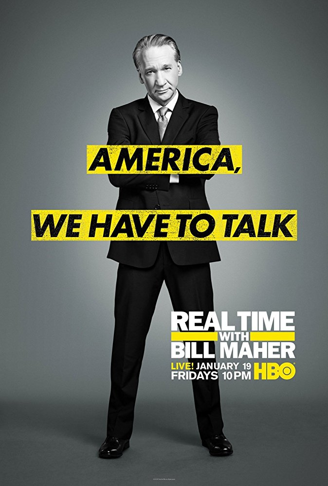 Real Time with Bill Maher - Season 16 Episode 35