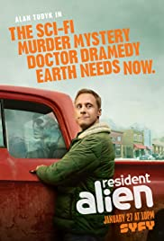 Resident Alien Season 1 Episode 1 - Pilot