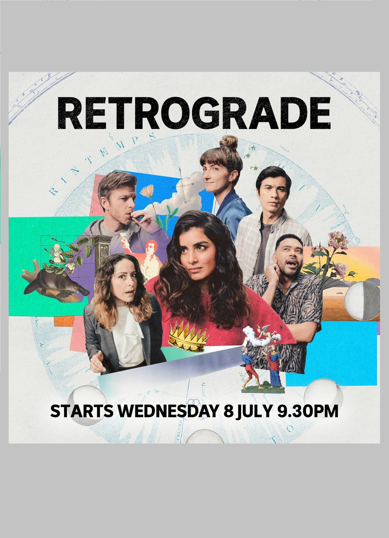Retrograde - Season 1 Episode 5 - Trivia