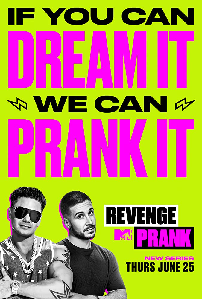 Revenge Prank - Season 1 Episode 10 - The Prank That's NSFW