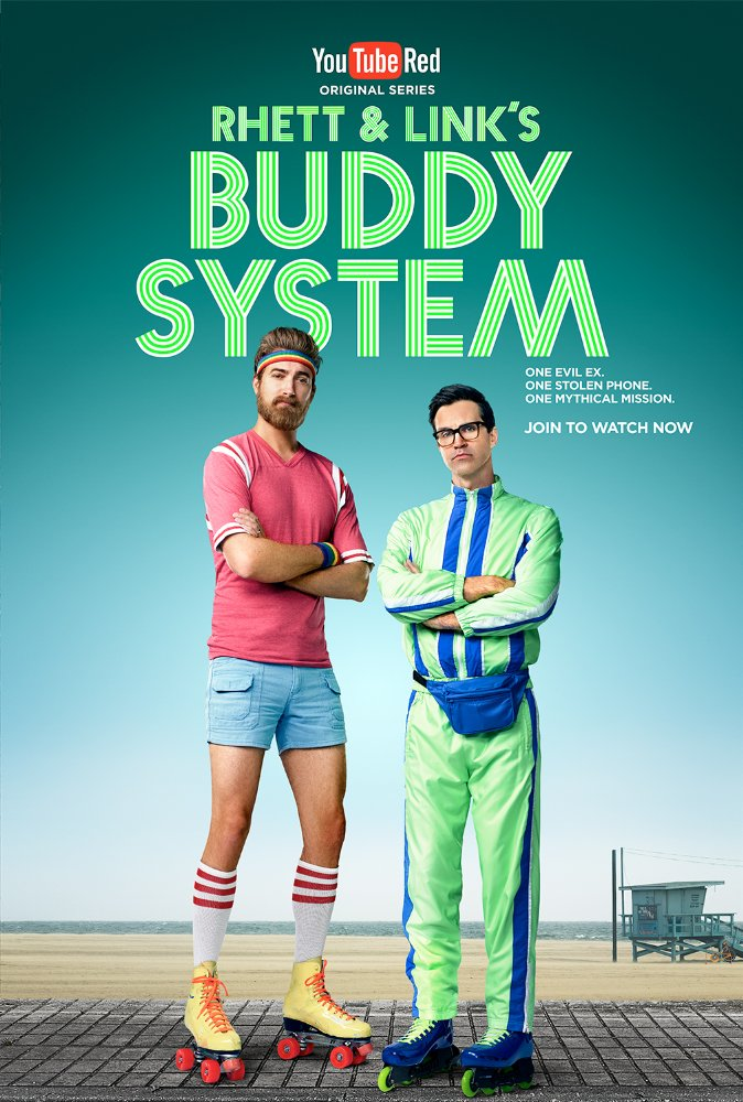Rhett and Links Buddy System - Season 1