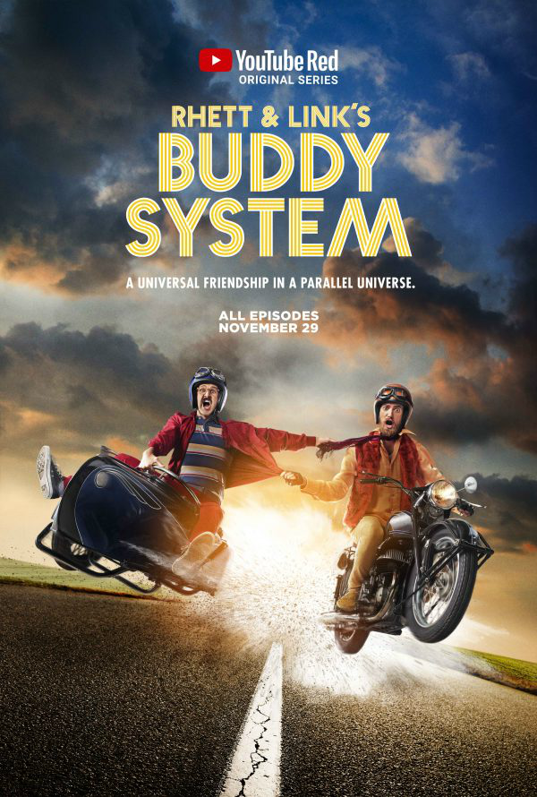 Rhett and Link's Buddy System - Season 2