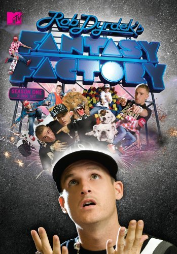 Rob Dyrdek's Fantasy Factory - Season 1