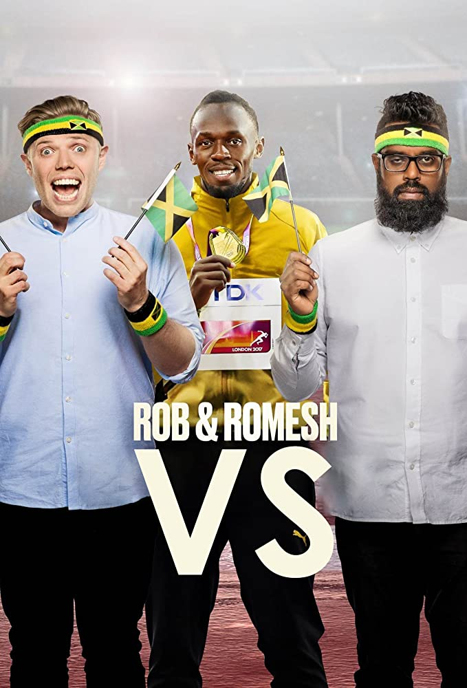 Rob & Romesh Vs - Season 2 Episode 4 - Cricket - Part Two