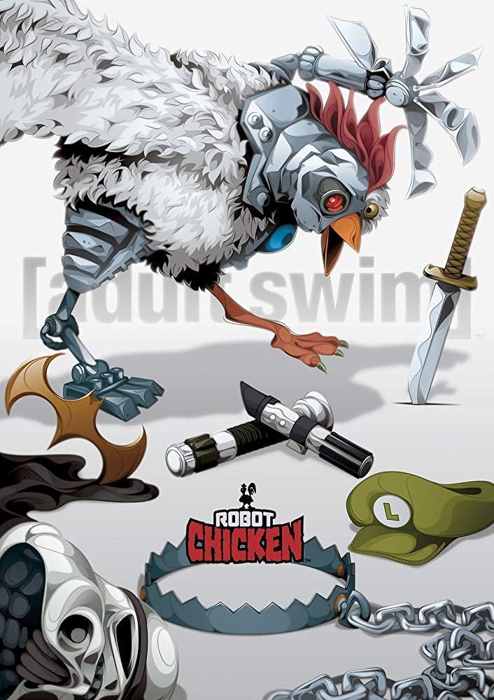 Robot Chicken - Season 10 Episode 6 - Boogie Bardstown in: No Need, I Have Coupons
