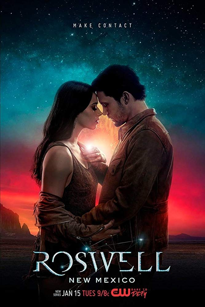 Roswell, New Mexico - Season 2 Episode 4 - What If God Was One of Us?