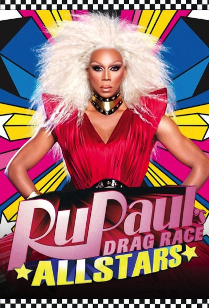 RuPaul's All Stars Drag Race - Season 4 Episode 1- All Star Super Queen Variety Show