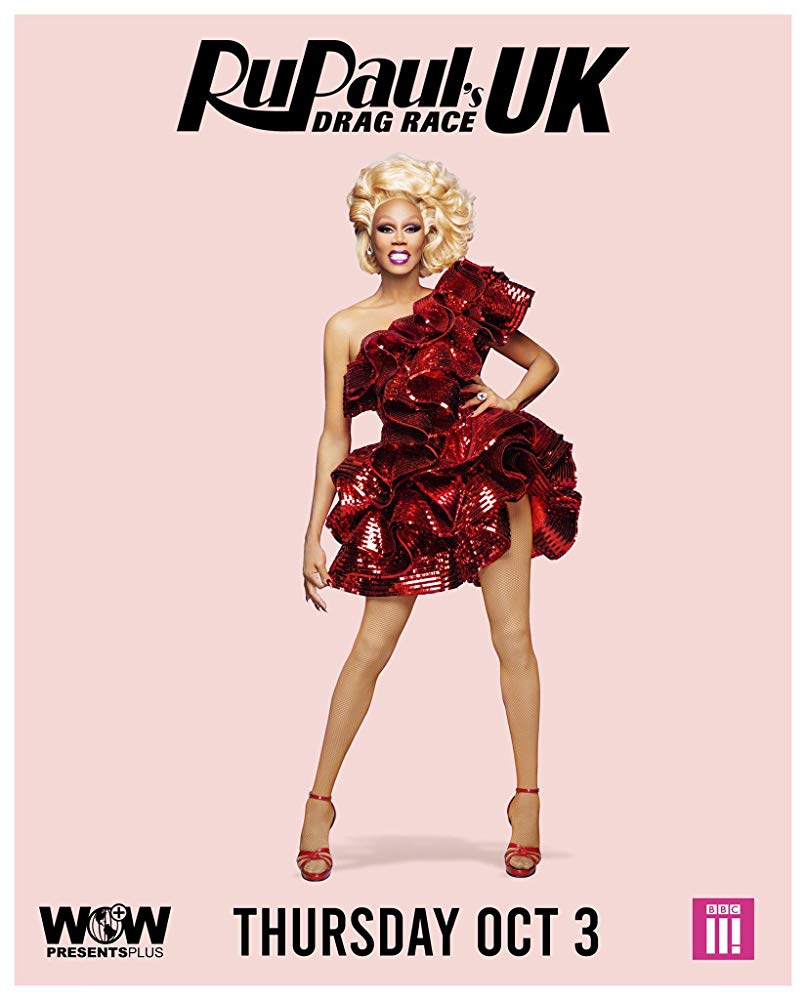 RuPaul's Drag Race UK - Season 1