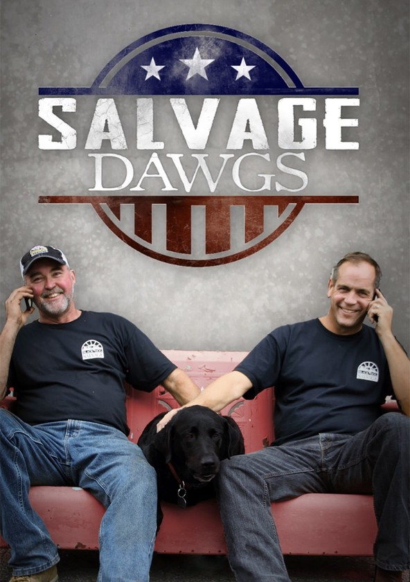Salvage Dawgs - Season 10 Episode 4 - Lexington Storefront