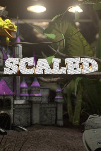 Scaled - Season 1 Episode 5 - The Incredible Bearded Dragons!