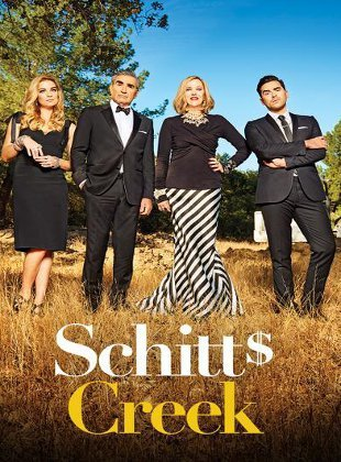 Schitt's Creek - Season 6 Episode 13 - Start Spreading the News