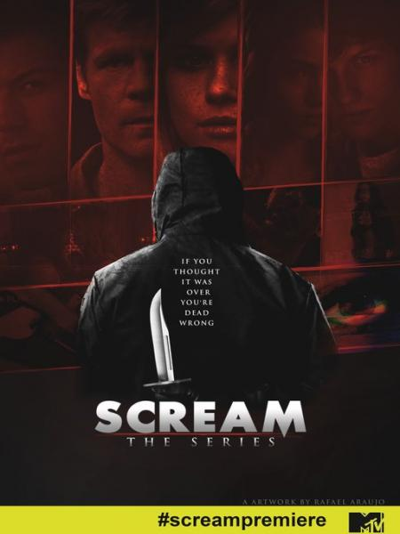 Scream - Season 3 Episode 3 - The Man Behind the Mask