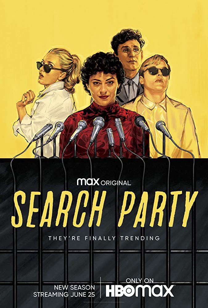 Search Party - Season 4 Episode 10 - TBA
