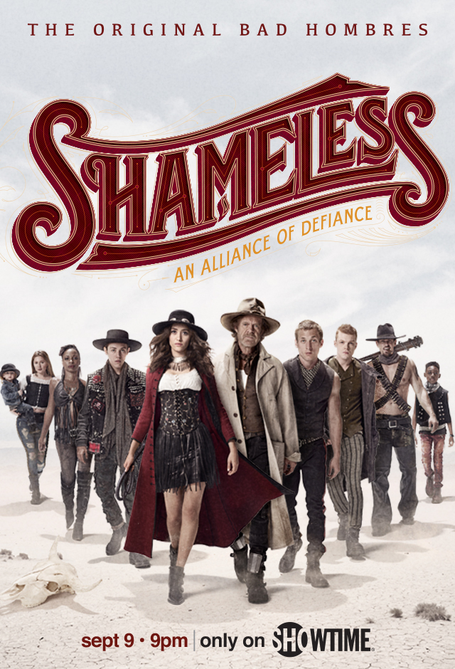 Shameless - Season 9 Episode 8 - The Apple Doesn't Fall Far From The Alibi