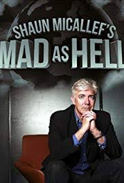 Shaun Micallef's Mad as Hell season 6 Episode 1