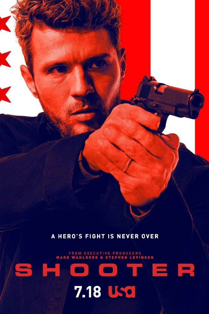 Shooter (2016) - Season 2