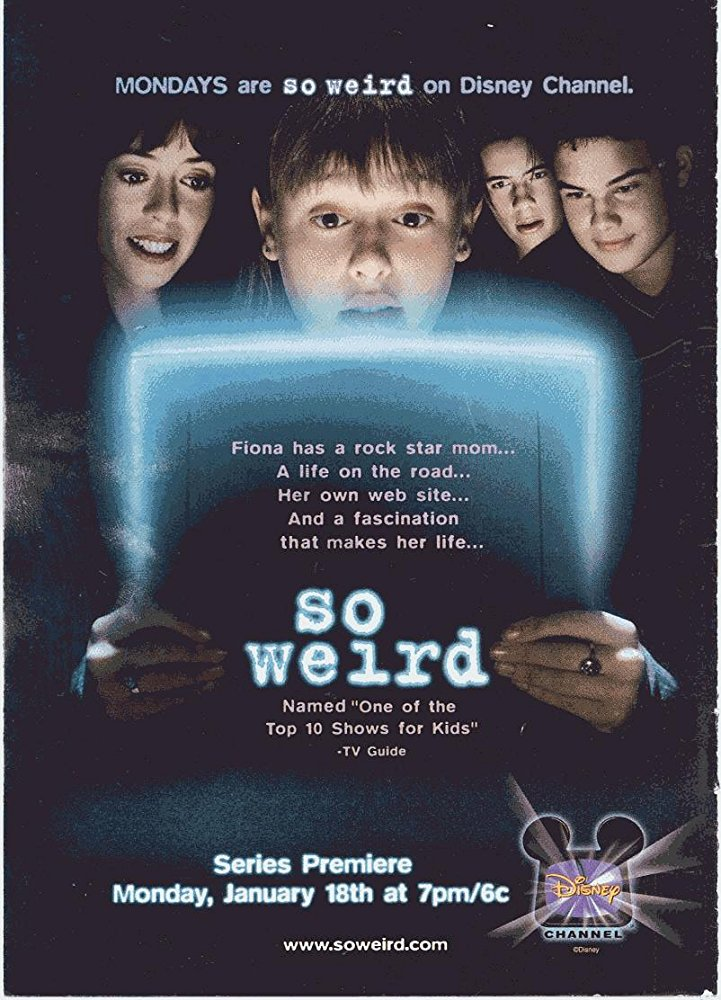 Watch Movie So Weird - Season 1