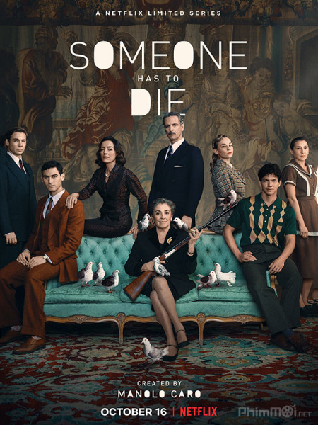 Someone Has to Die - Season 1 Episode 3 - TBA