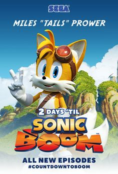 Sonic Boom - Season 2 Episode 33