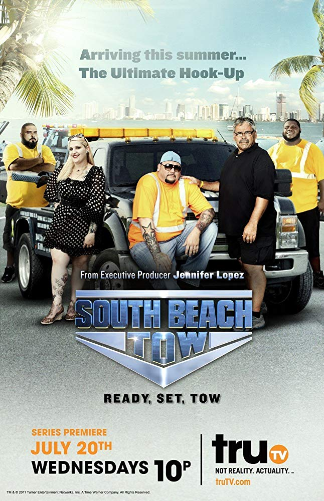 South Beach Tow - Season 1