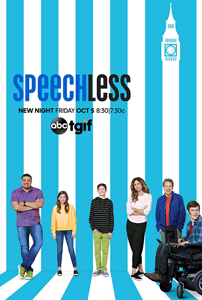 Speechless - Season 3 Episode 15 - G-A-- GAME N-I-- NIGHT