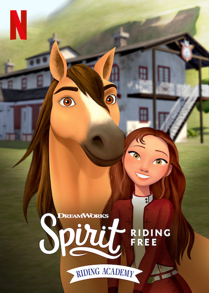 Spirit Riding Free: Riding Academy Season 1 Episode 7 - The Palomino Family Affair