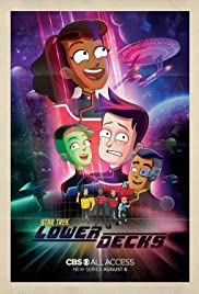 Star Trek: Lower Decks - Season 1 Episode 01 - Second Contact