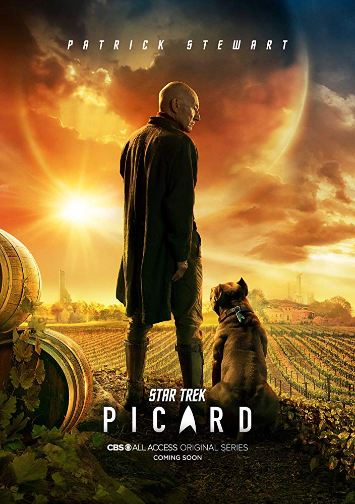 Star Trek: Picard - Season 1 Episode 5 - Stardust City Rag