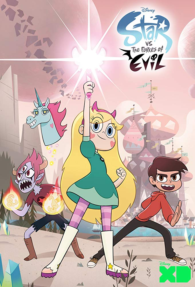 Star Vs the Forces of Evil - Season 4