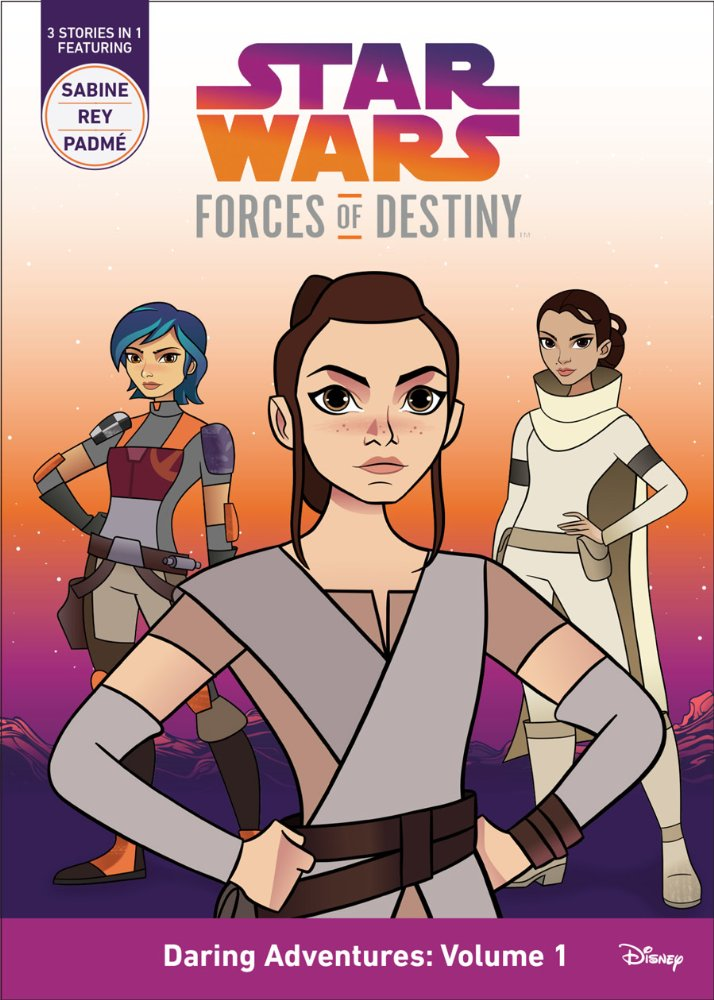 Star Wars: Forces of Destiny - Season 1