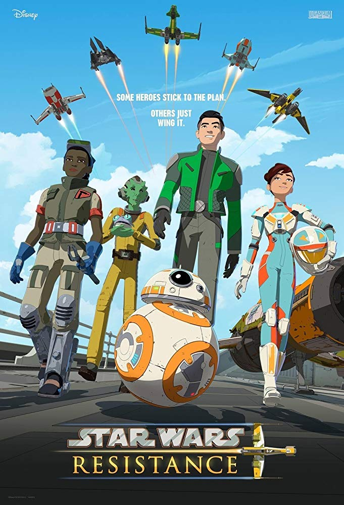 Star Wars Resistance - Season 1 Episode 16 - The Core Problem
