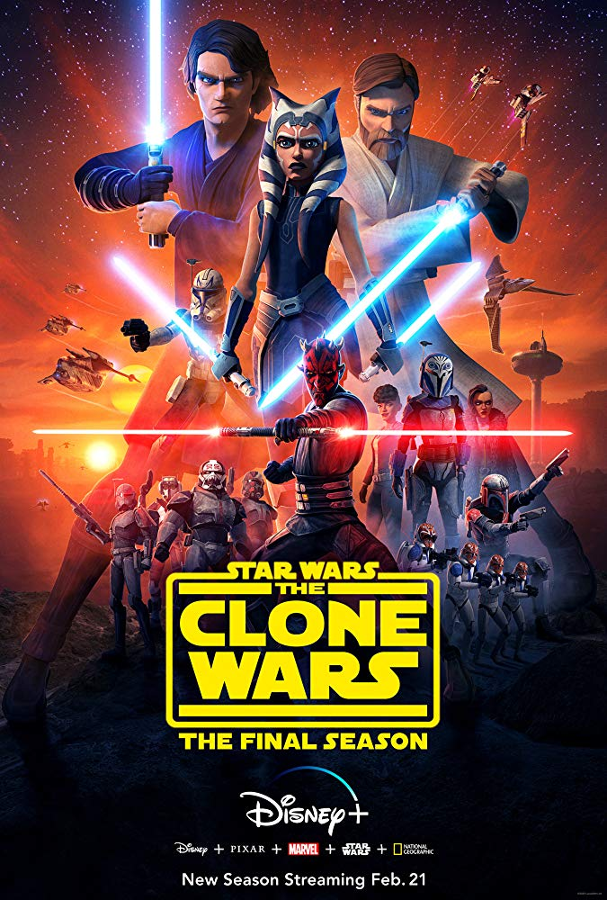 Star Wars: The Clone Wars - Season 7 Episode 7 - Dangerous Debt