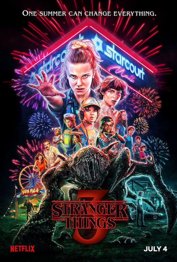 Stranger Things - Season 3 Episode 8 -The Battle of Starcourt