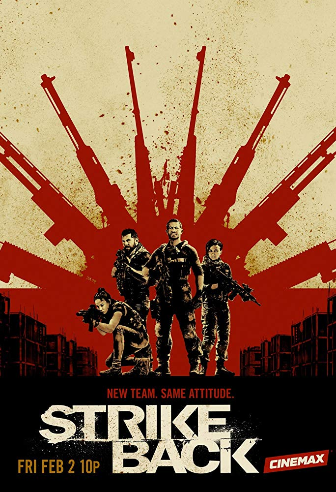 Strike Back - Season 7 Episode 5 - Revolution: Episode 5