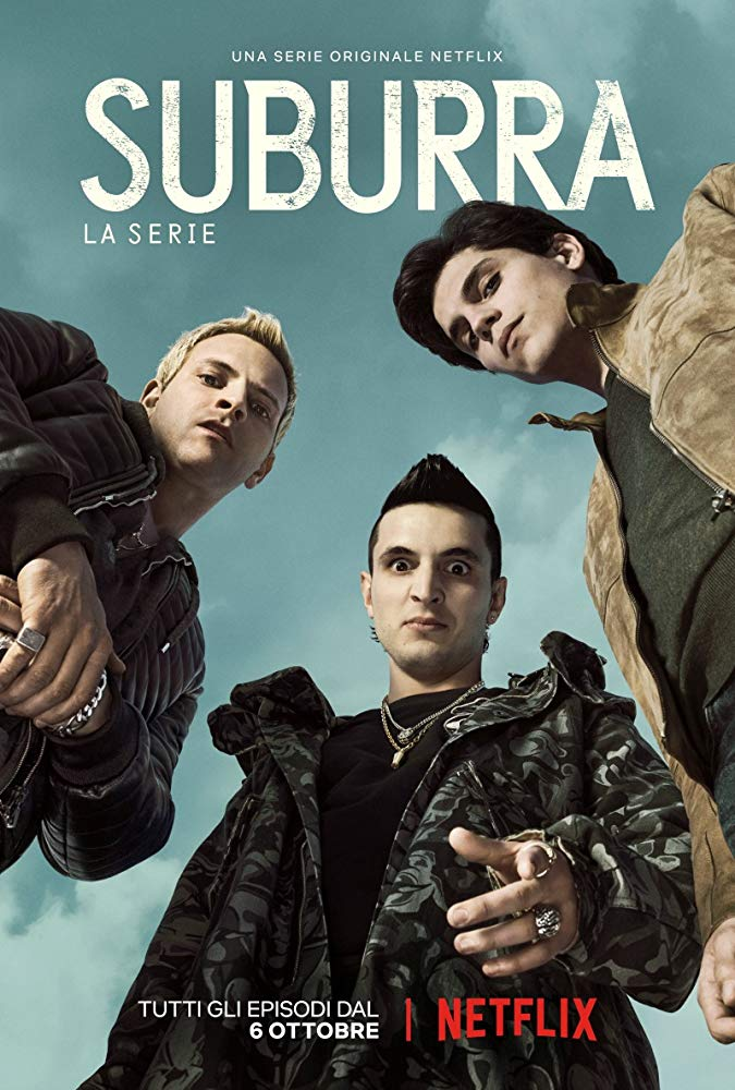 Suburra - Season 2 Episode 8 - Tell Me the Truth