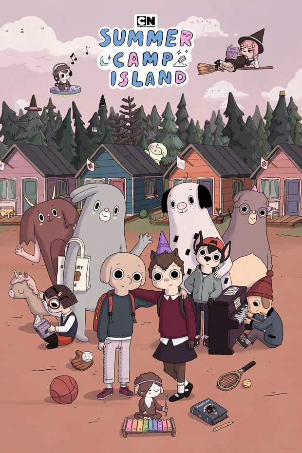 Summer Camp Island Episode 40