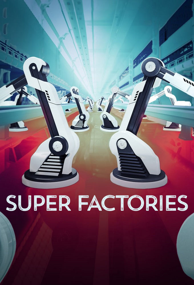Super Factories - Season 1 Episode 4 - Volkswagon Mega Factory