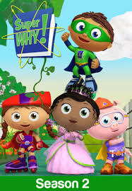 Super Why! - Season 1