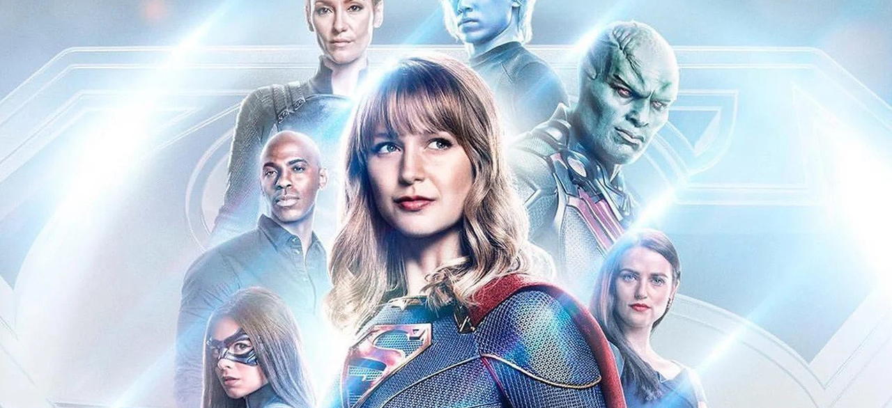 Supergirl - Season 5 (2019)