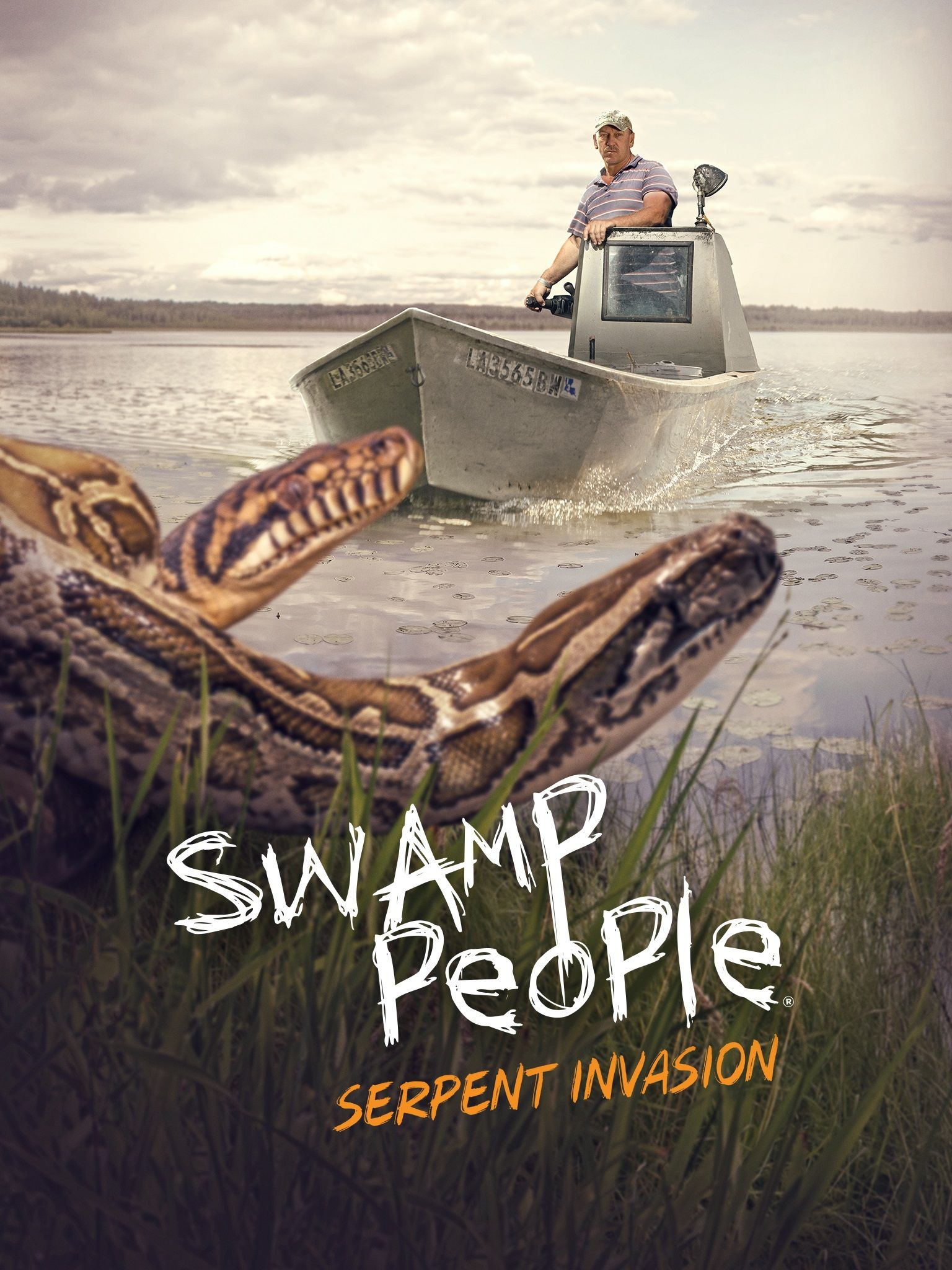 Swamp People: Serpent Invasion - Season 2 Episode 6