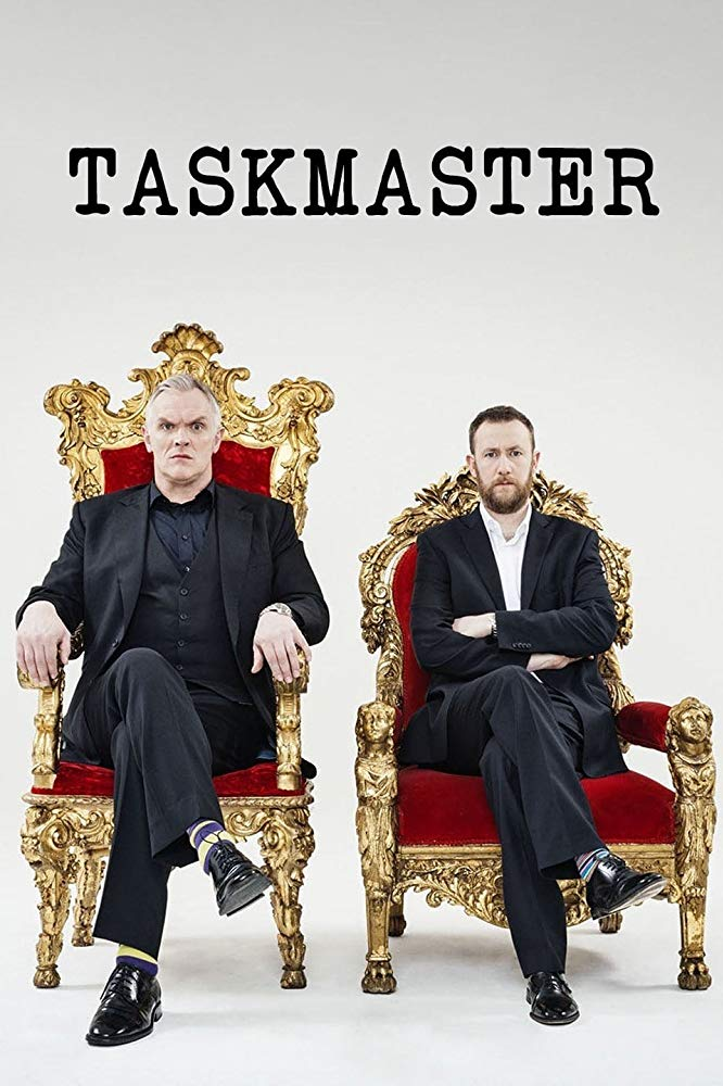 Taskmaster - Season 8 Episode 10 - Clumpy Swayey Clumsy Man