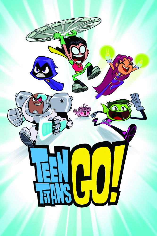 Teen Titans Go! - Season 5 Episode 12