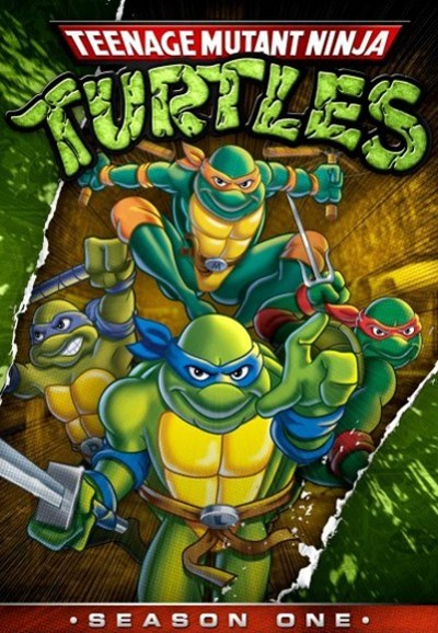 Teenage Mutant Ninja Turtles - Season 6