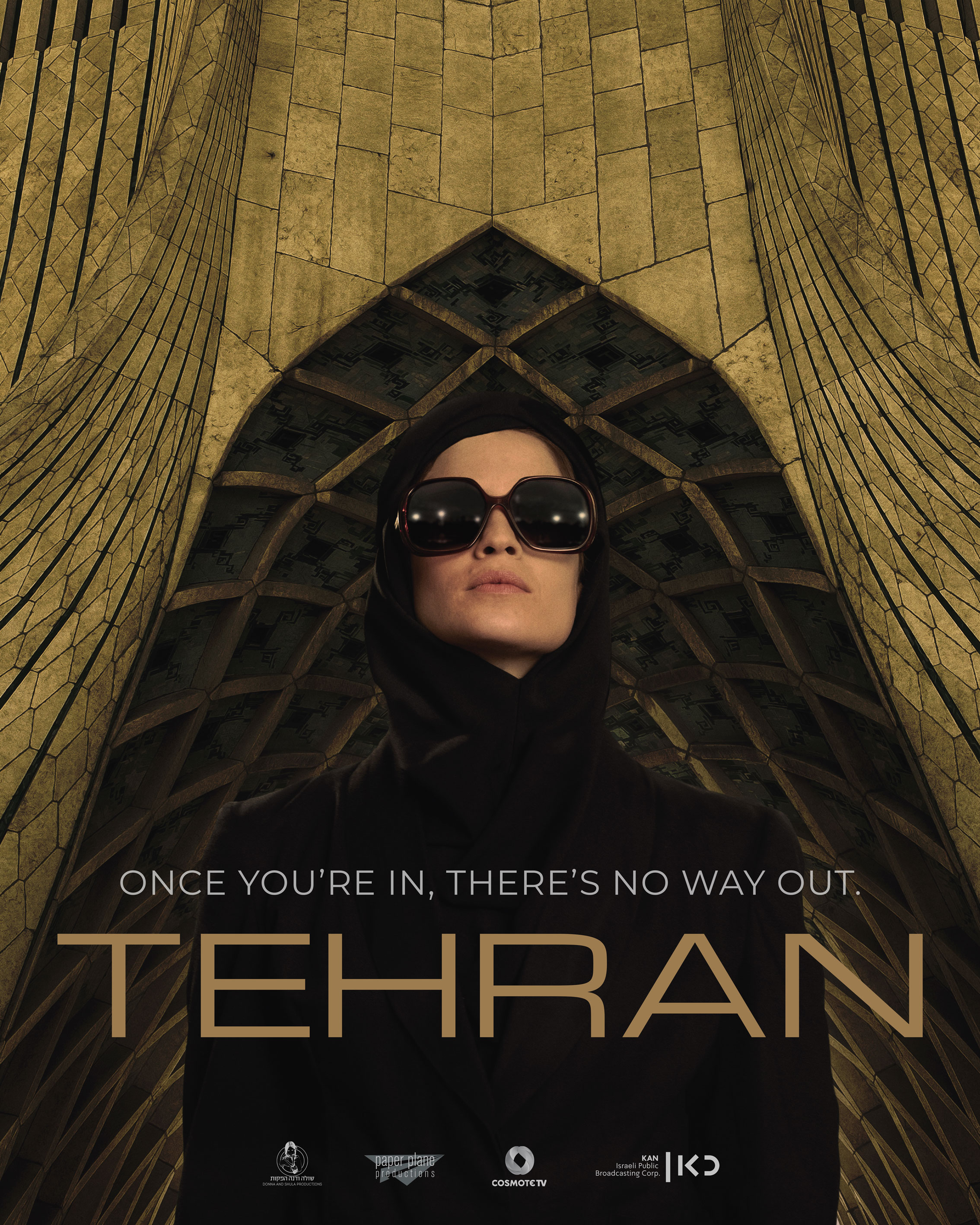 Tehran Season 1 Episode 8 - 5 Hours to the Bombardment
