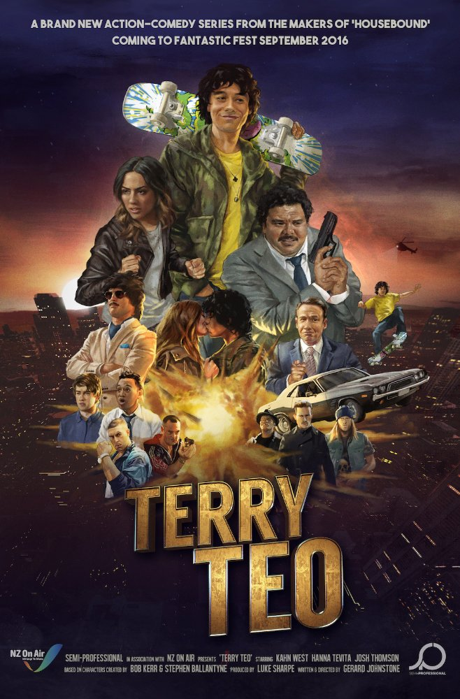 Terry Teo - Season 1