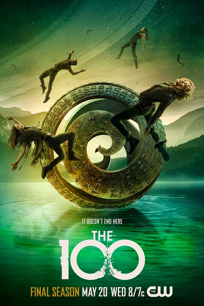 The 100 - Season 7 Episode 9 - The Flock