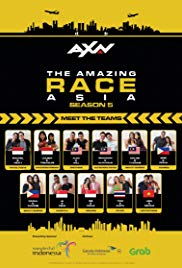 The Amazing Race Asia - Season 2